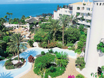 Jardin tropical hotel costa adeje royal tenerife for Jardin tropical costa adeje